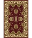 RugStudio presents Radici Usa Noble 1330 Burgundy Machine Woven, Good Quality Area Rug